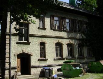 Fassade historisch, Innenraumgestaltung