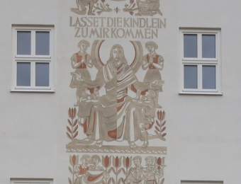 Fassadenmalerei